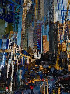 Construction of New York