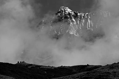 Place of power. Himalaya, Sikkim
