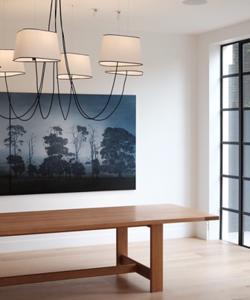 Old Pines Fenceline, 137 x366cm 2019