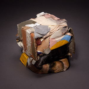Compressed Art Cube #6