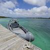 Coast Guard boat at Lagon