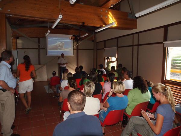 Nature Education workshop, Aruba (November 2011)