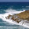 Aruba's coast
