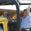 Queen Beatrix's visit to Arikok National Park (Aruba, 2012)