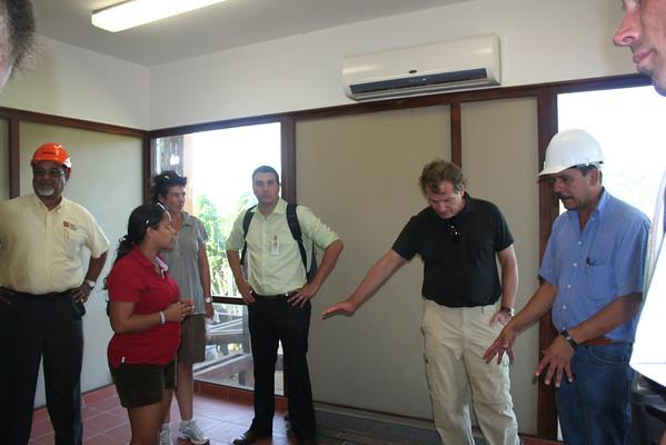 DCNA Board Meeting on Aruba, November 2008