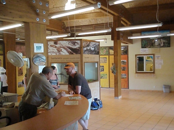 Arikok National Park Visitor Center