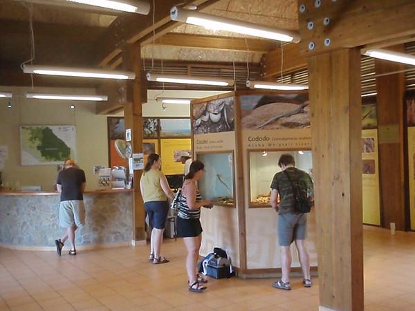 Arikok National Park Visitor Center