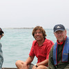 Field crew during a visit to the San Nicolas Reef islands, an internationally recognized Important Bird Area (IBA)