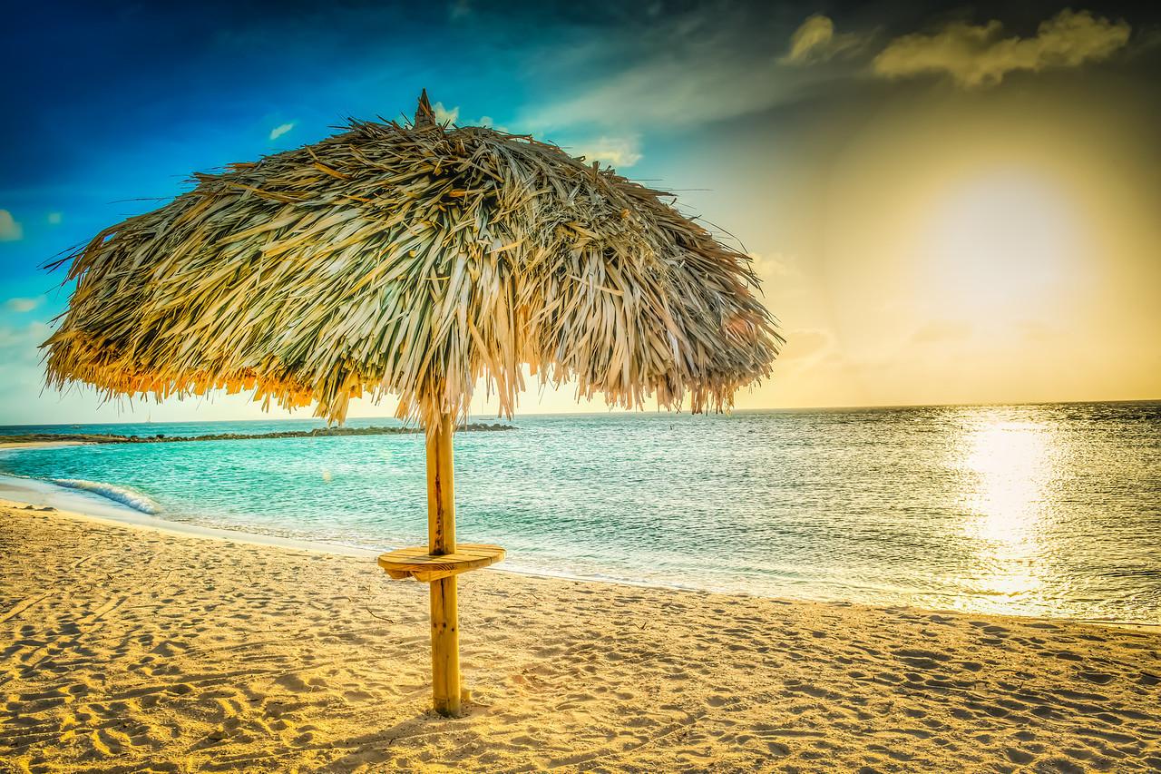 Relaxing Aruba