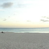 Panoramic view of the widest stretch of Eagle Beach right in front of the resort!