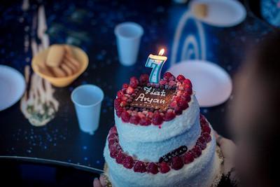 Aryan's Birthday