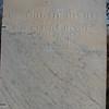 Inscription for Abigail Hinman