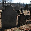 Grave of Capt. Adam Shapley in Ancient Burying Ground in New London