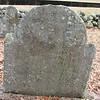 The gravestone of Joseph Moxley