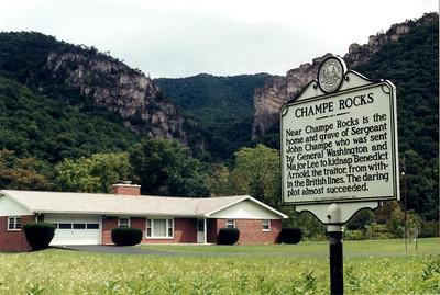 Champe Rocks