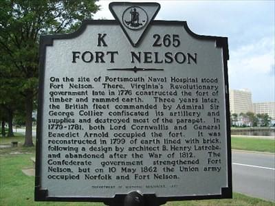 Fort Nelson Marker *