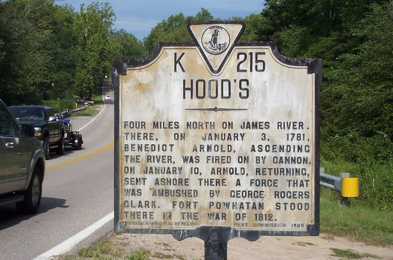 Hood's Marker