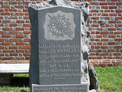 Maj. Gen. William Phillips Grave *