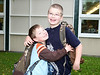 Danny Finally Joins Dawson at School