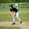 Dawson on Second  -Volcanos Baseball