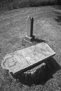 Cemetery - final resting place?