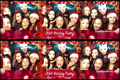 Asa Holiday Party