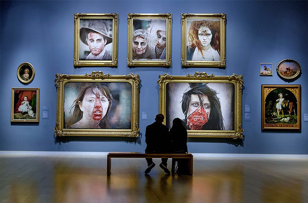 Gallery Zombies