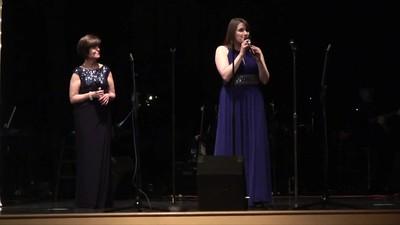 Yesterday Once More - Katie Jane Morris and Elan Feagin