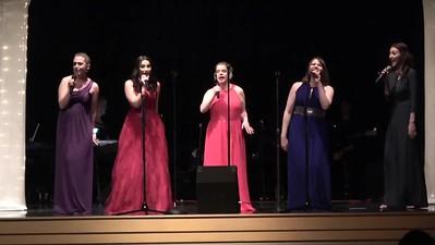 All the Single Ladies - Whitney, Liz, Mary, Katie Jane, and Greta