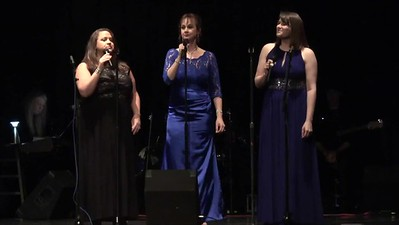 Bridge Over Troubled Water -- Elizabeth Vise, Courtney Simmons, and Katie Jane Morris