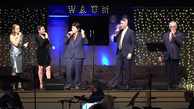 Hallelujah - Greta Sandy, Liz Drugan, Eric Steelreath, Greg Roberts and Jerry Toole