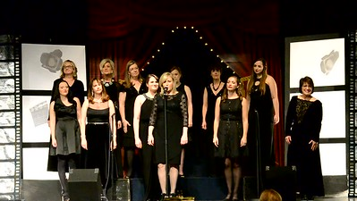 Hopelessly Devoted to You - Ladies Ensemble