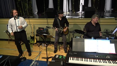 Pastor Kip and the Band Jam Session - 1