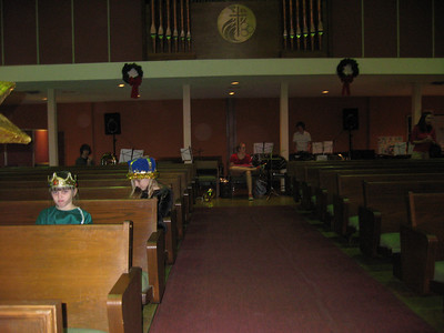Christmas Pageant 2008