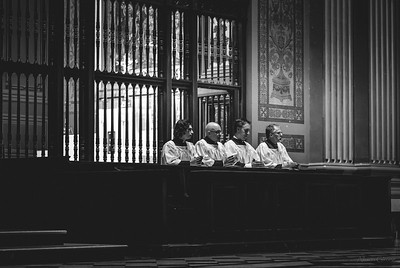 philly ascension latinmass cathedral basilica james B+w (1 of 1)