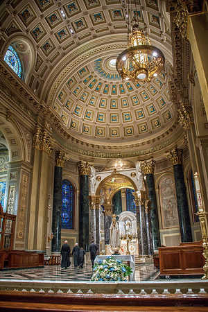 philly ascension latinmass cathedral basilica ceiling (1 of 1)