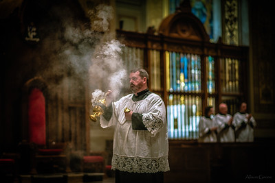 philly ascension latinmass cathedral basilica 23 incense man! (1 of 1)
