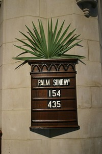 Palm Sunday 4-13-03