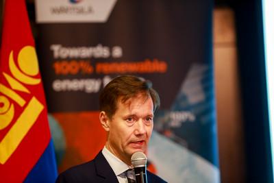 """2019 оны тавдугаар сарын 30.  """"Ухаалаг эрчим хүч форум"""" боллоо. ГЭРЭЛ ЗУРГИЙГ Б.БЯМБА-ОЧИР/MPA"""