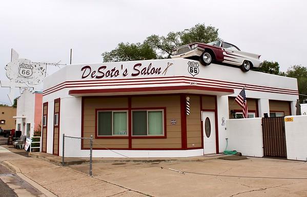 DeSoto's Salon (2018)