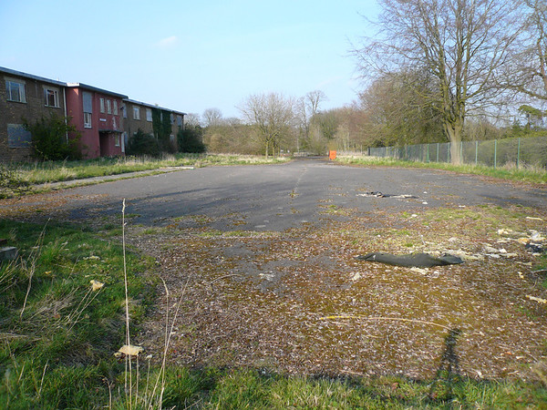 During that last few years,the block has been stripped of it`s non ferrous metals