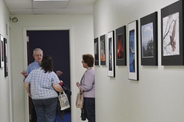 Reception - Gallery Eight