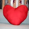 BS 2 Heart Pillow