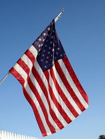 BS 1 Flag