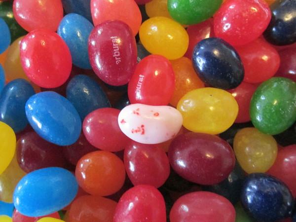 White Jelly Bean ET1
