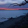 Sunset in Waco TX