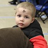 Ash Wednesday at Nolan Catholic High School