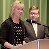 Ashburnham-Westminster Special Education Parent Advisory council held their first remarkable inspiration in special education awards on Thursday, May 3, 2018. State Representatives Kim Ferguson and Jon Zlotnik addressed the crowd at the event. SENTINEL & ENTERPRISE/JOHN LOVE