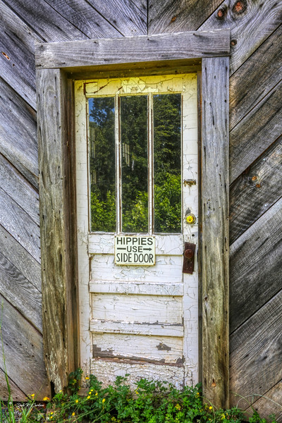 Hippy Door