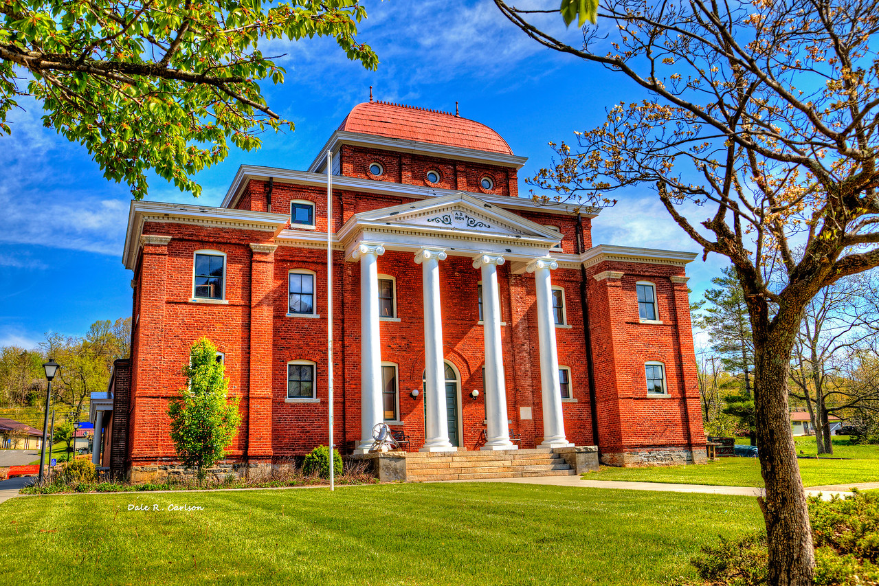 Old Ashe Courthouse